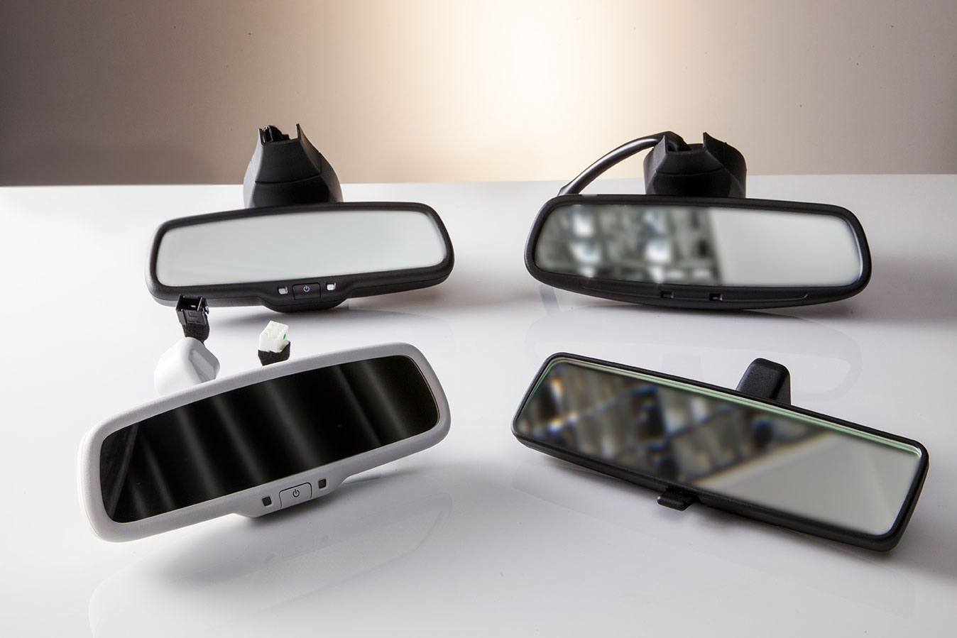 100 Trend Model Rear view mirror pictures