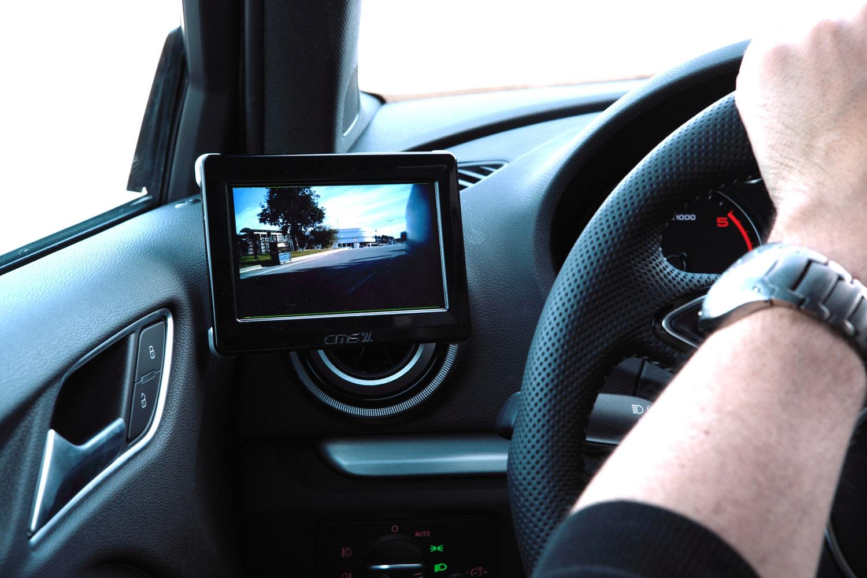 Camera Monitoring System : Ficosa cms camera monitoring system