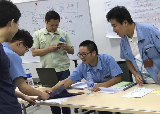 ficosa oficina china proyectos